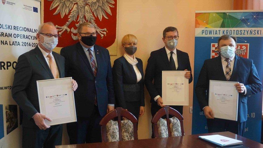 Instalacje fotowoltaiczne w trzech gminach powiatu!